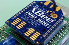 XBee PRO(ZigBeeモジュール)