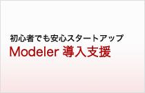 Modeler導入支援サービス