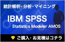 IBM SPSS販売