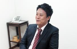 中部日本ビルディング株式会社 西山様