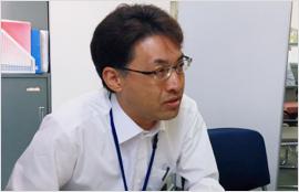 一宮商工会議所 中小企業相談所 経営指導員 櫻井俊和様