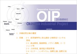 協同組合 沖縄産業計画サイト